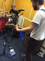 Pjaro live on Hello GoodBye (Resonance FM)