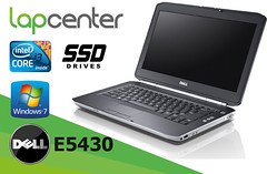 DELL LATITUDE E5430 I5 8 GB RAM 240 GB SSD WIN7PRO