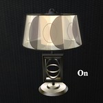 Classic Table Lamp B 3D Model