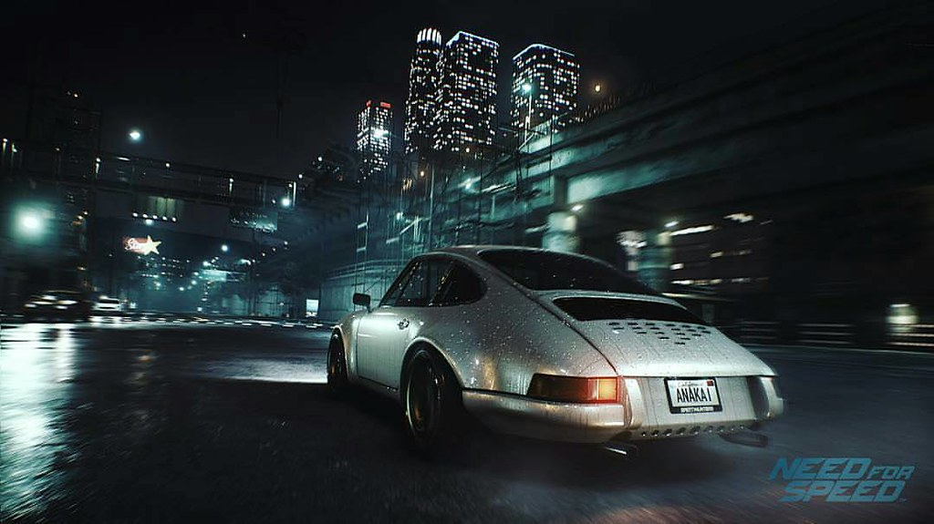 Damn, the Porsche is inNeed For Speed: Most Wanted Live th