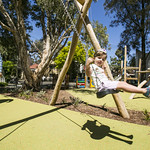 Renwick Street playground launch