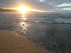 Sunset at Playa de las Canteras