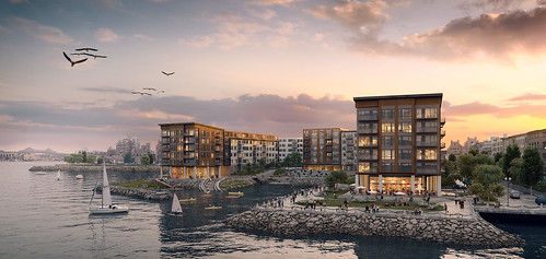 Clippership Wharf Renderings