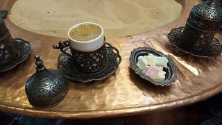 Some morning Turkish Coffee