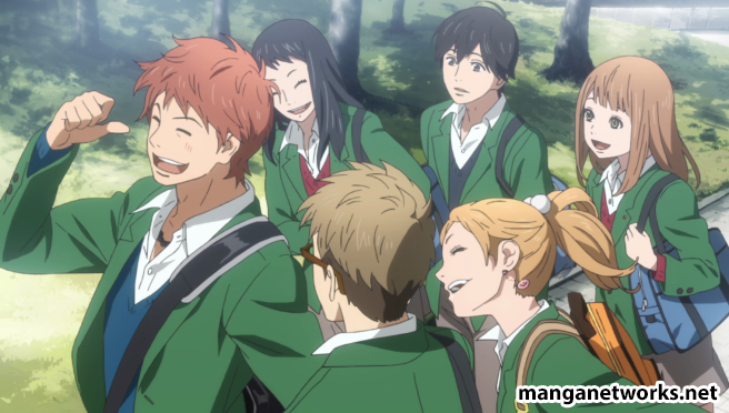 Kết quả hình ảnh cho anime orange