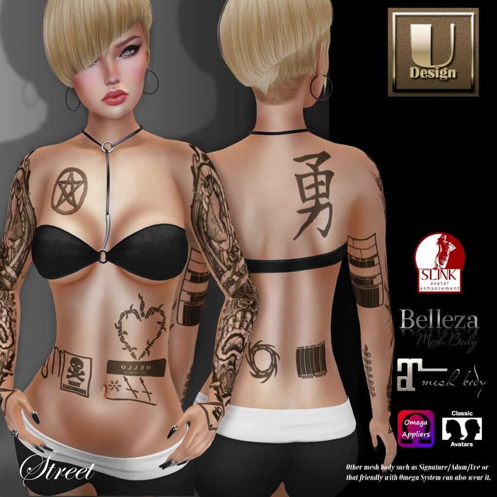 U-Design : Street (GIFT) - SecondLifeHub.com
