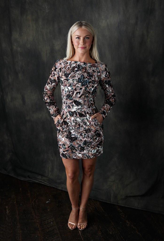 Джулианна Хаф — Фотосессия на «Variety Emmy Celebration» 2016 – 2