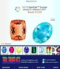 Please Visit Us at   AGTA GemFair:tm: Tucson  January 31- February 5, 2017     Booth #1325 - http://rmcgems.com/web/2016/11/28/agta-gemfair-tucson-january-31-february-5-2017/  #Gems #Gemshow #Gemstones #Jewelry #Paraiba #Ruby #sapphire