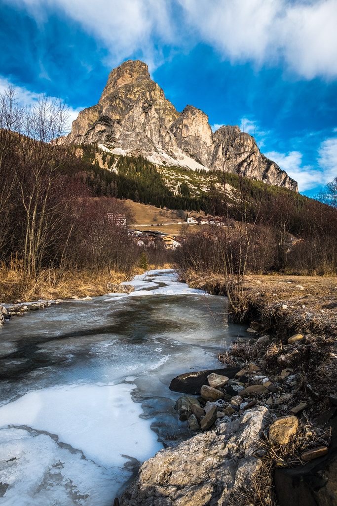 Sassongher - Corvara, Alta Badia - Landscape photography