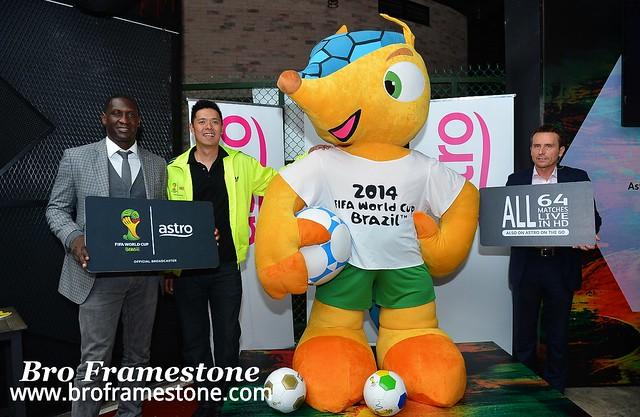 Astro - FIFA World Cup 2014 Brazil