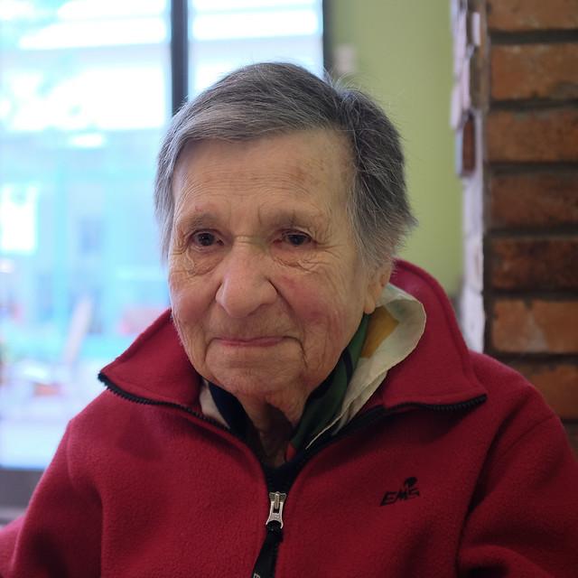 Frances at 98.6