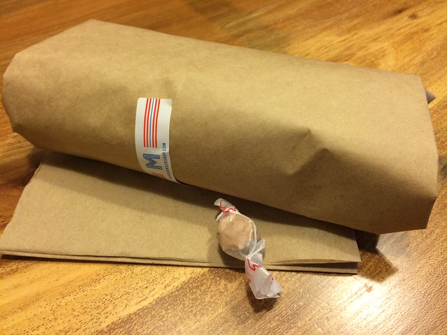 Arista sandwich - Merigan Sub Shop