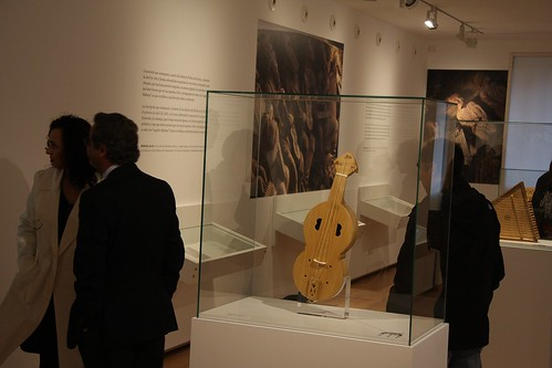 Exposición. Instrumentos do Pórtico da Gloria (Consorcio de Santiago - Fundación Barrié). F3