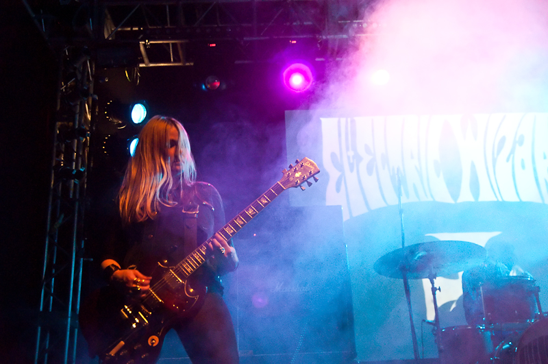 Electric Wizard @ Temples Festival 05-02-2014