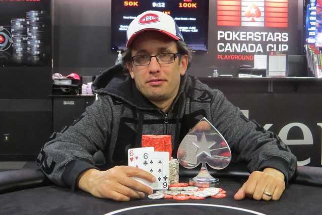 Event 12 Champion: Adam Garonce