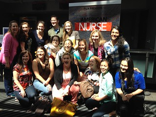 USG Students at AFI Theatre