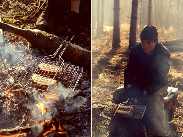 Rustic Camping