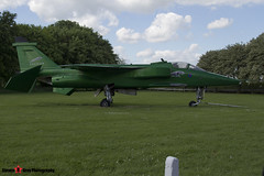 XZ382 - S147 - Sepecat Jaguar GR3 - 140525 - Bruntingthorpe - Steven Gray - IMG_3154