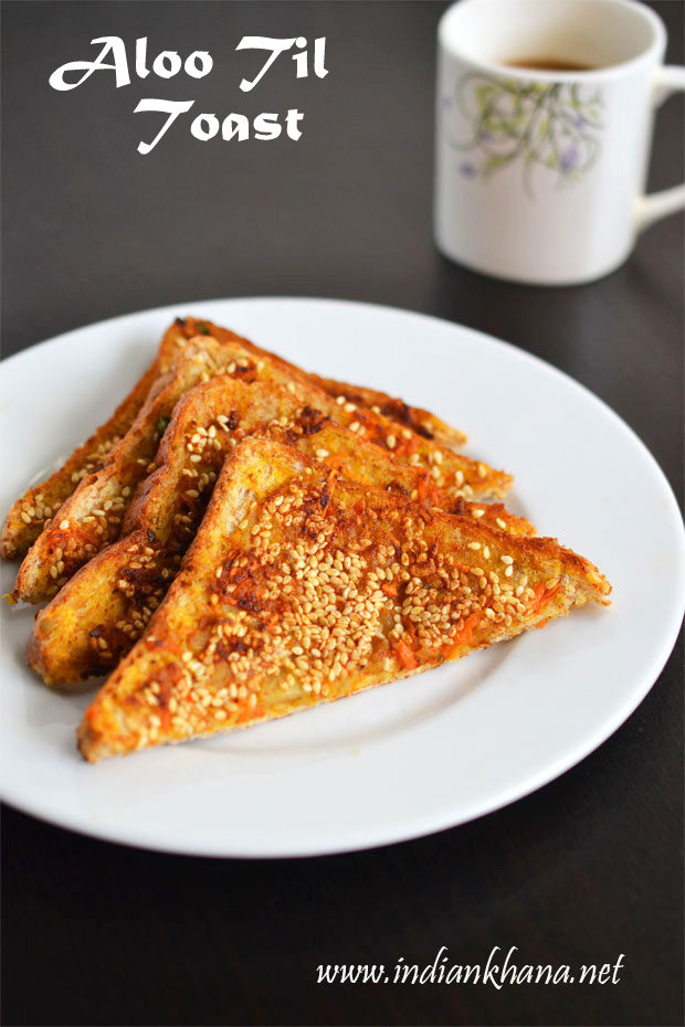 Potato-Sesame-Toast-Recipe