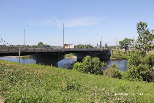 ontario canada canon bridges rivers timmins mattagami canoneos60d algonquinblvd mattagamiriverbridge