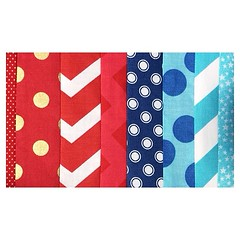 tablecloth(0.0), flag of the united states(0.0), flag(0.0), rectangle(1.0), pattern(1.0), textile(1.0), polka dot(1.0), design(1.0),
