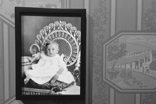 The Walt Disney Family Museum -Walt Disney baby pic