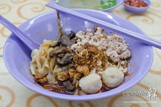 Million Fishball Noodle 隆興百万鱼圆麵