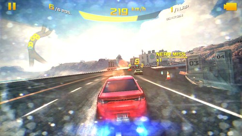 เกม Asphalt 8: Airborne บน Cherry Mobile Cosmos X2