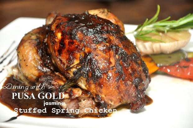 Dining with PUSA GOLD Jasmine 6