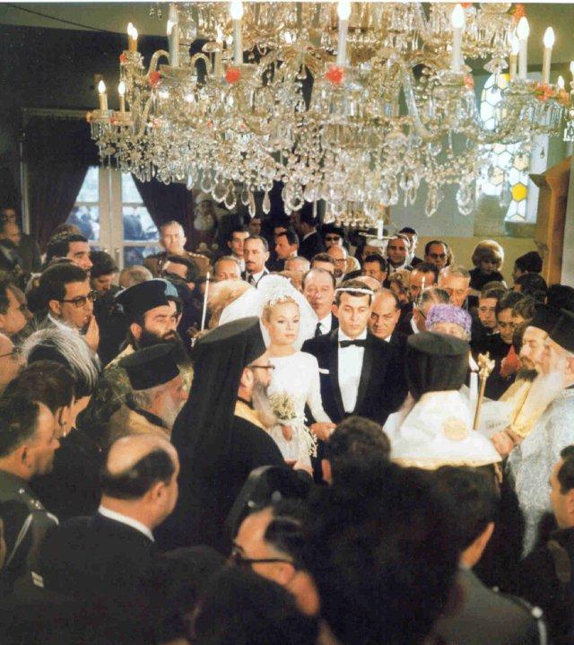 1965 - Ο γάμος Αλ. & Δημ. Παπαμιχαήλ στους Δελφούς.