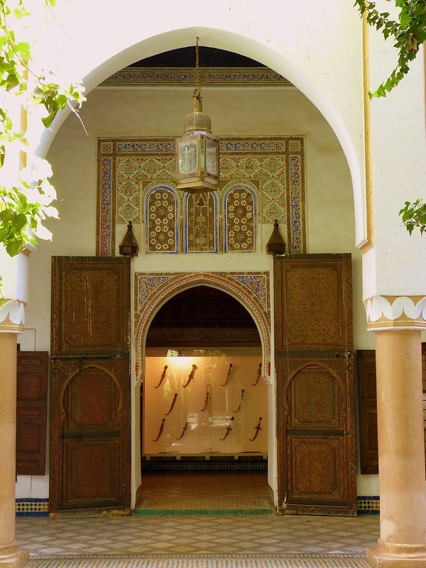 Museum Dar Si Said, Marrakesh