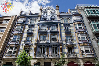 Edificio Guridi, Bilbao