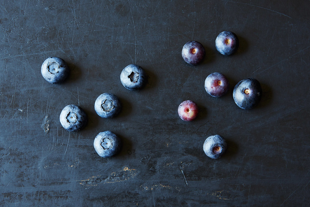 How to Select, Store and Eat Blueberries | SELF