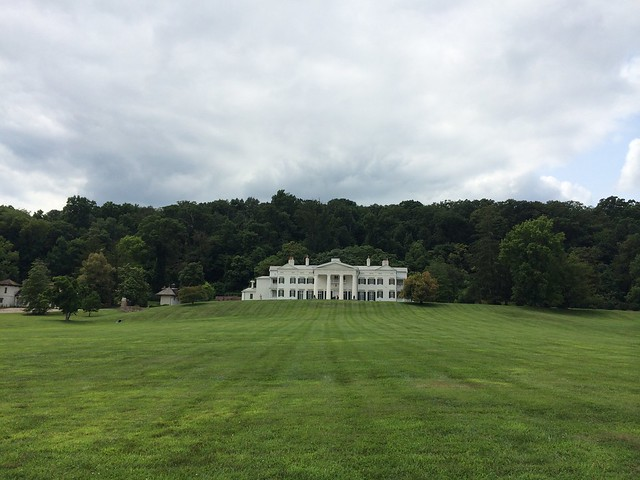 Davis mansion, Morven Park