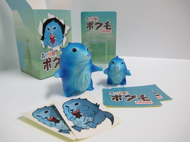 Ray Liao 可愛的ポタモ(POTAMO)