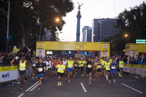 21K CDMX Medio Maraton