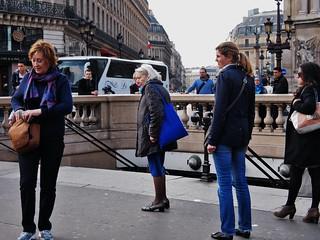 The Blue Lady#Paris-France