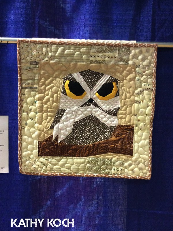 Otis the Owl by Kathy