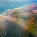 aerial view of Port Elizabeth coastline