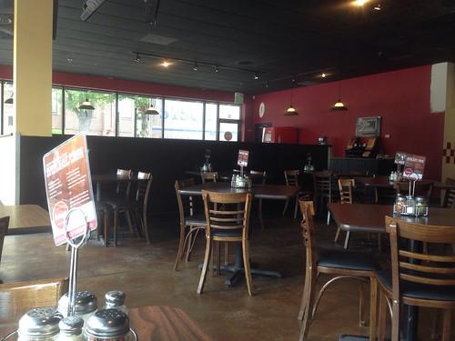 Denver: Anthony's Pizza