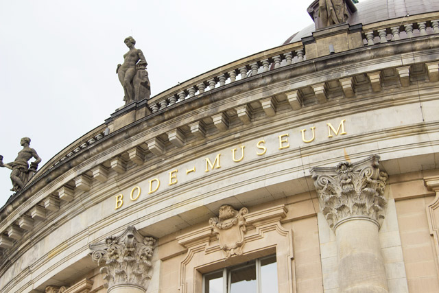 Bode Museum in Berlin