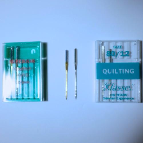 Topstitch Vs Klasse Machine Needles