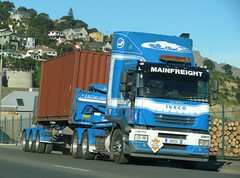 Iveco, Mainfreight