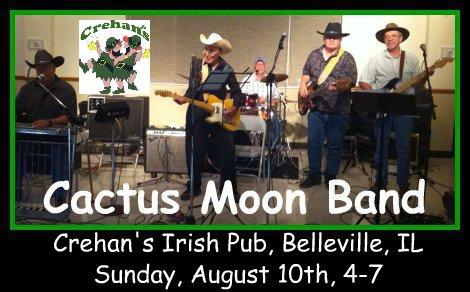 Cactus Moon Band 8-10-14