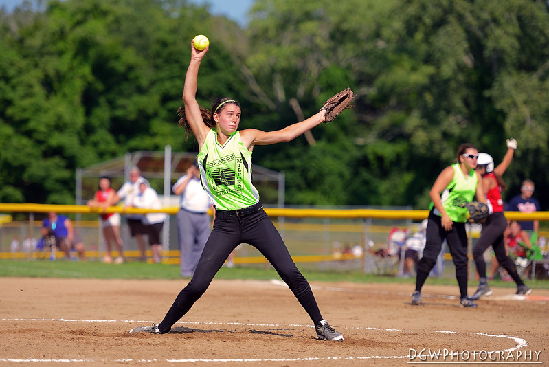 Junior Softball Regional Finals - District 4 vs. Pennsylvania