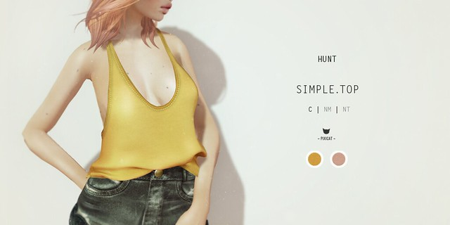 Simple.Top @ Nouveaux Hunt