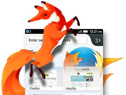 Смартфоны Firefox OS