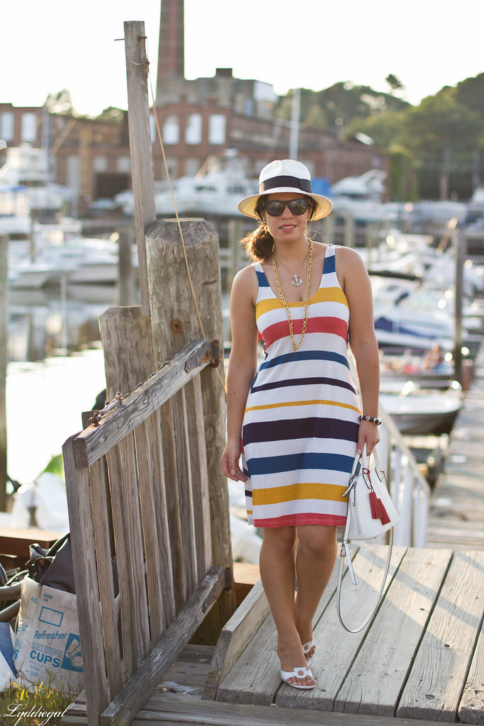 striped dress, panama hat-1.jpg