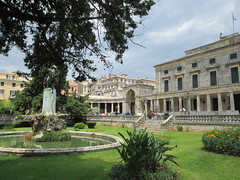Palace of St Michael and St George, Corfu Town