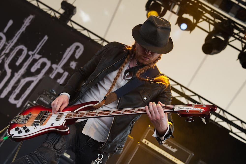Solstafir @ RockHard Festival 2014